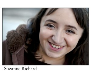 Suzanne Richard headshot
